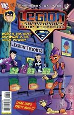 Legion of Super-Heroes in the 31st Century (2007) #16 VF