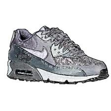 Nike Air Max 90 - Women's Running Shoes (DK GY/Wolf GY/Anthracite/Pure Platinum)
