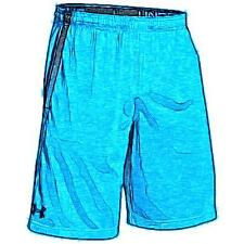 Under Armour Tech Mesh Training Shorts - Men's (Electric Blue/Black)