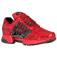 adidas ClimaCool 1 - Men's Running Shoes (Red/Black/White Width:Medium)