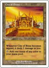 WOTC MtG 7th Ed City of Brass (R) NM