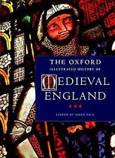 The Oxford Illustrated History of Medieval England (1997, Hardcover)