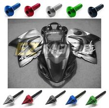 Fairing Bodywork + Complete Bolt Kit for Suzuki GSXR1300 Hayabusa 2008-2016 AE