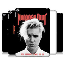 OFFICIAL JUSTIN BIEBER TOUR MERCHANDISE HARD BACK CASE FOR APPLE iPAD