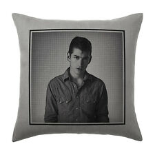 Alex Turner Cushion Pillow Cover Case - Silver Grey - Gift