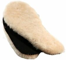 Old Friend Men's Replacement Australian Sheepskin Slipper Insoles 481221-M