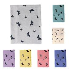 Cotton Children's Cotton Neckerchief Children Kids Boy Girl Winter Scarves Shawl