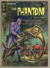 Phantom (1962 Gold Key/King/Charlton) #14 VG- 3.5