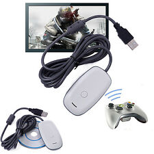 PC Wireless Receiver USB to Games Gaming Control For XBOX 360 Controller