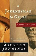 A Journeyman to Grief by Maureen Jennings Paperback Book (English)