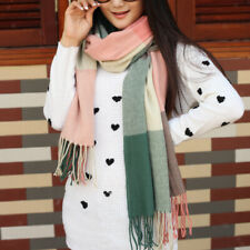 Fashion Women Gilr Long Neck Scarf Wrap Soft Shawl Pashmina Winter Warmer Gifts