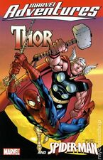 Marvel Adventures Thor and Spider-Man TPB (2011 Marvel Digest) #1-1ST NM