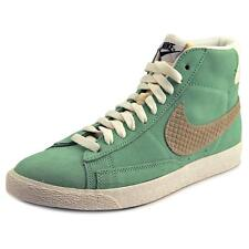 Nike Blazer Mid Prm  Men US 8.5 Green Sneakers 2600