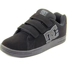 DC Shoes Character V Youth US 5.5 Black Skate Shoe 2134