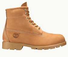 Timberland 10066 6-Inch Basic Mens Wheat Nubuck Leather Waterproof Boots