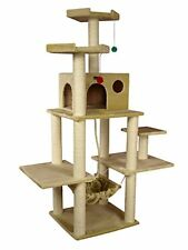 Cat Tree Condo Furniture Tower Scratching Pet House Post Scratcher Play Bed
