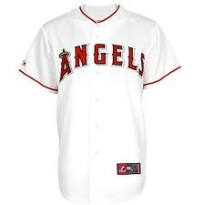 Los Angeles Angels Anaheim Majestic Youth Home Replica Jersey New With Tags