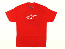 Alpinestars motorcross Racing T Shirt (Red)