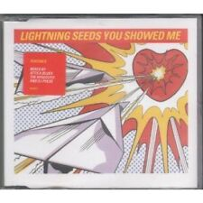 LIGHTNING SEEDS You Showed Me CD 7 Track Radio Edit B/W Attica Blues Vocal Mix