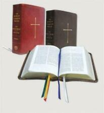 The Book of Common Prayer and the Holy Bible New Revised Standard Version: Red B