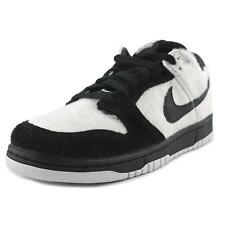 Nike Dunk Low PRM QS G Youth US 7 Black Sneakers 2665