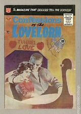 Confessions of the Lovelorn (1954) #109 VG+ 4.5