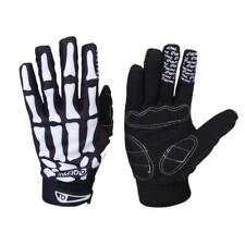 Motorcycle Racing Skeleton Skull Outdoor Cycling Sports Warm Thermal Gloves M-XL