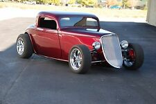 Replica/Kit Makes: 33 HOT ROD COUPE