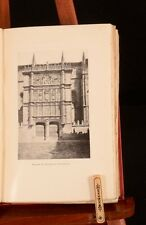1909 Royall Tyler Spain A Study Of Her Life And Arts Signed 1st Edition Illus