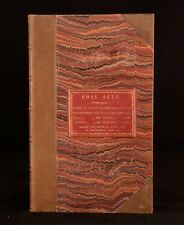 1833-1889 Bound Collection of Acts relating to London Bridge Duties Coal Wine
