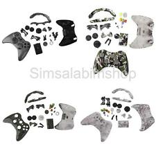 Housing Shell Cover Case Buttons Mod for Xbox 360 Wireless Game Controller