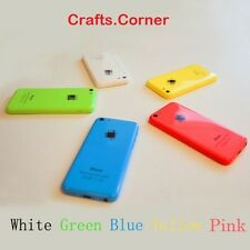 NEW IPHONE 5C BACK COVER HARD ALUMINIUM CASE  REPLACEMENT HOUSING COVER + TOOLS