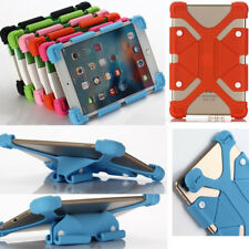 "Universal Shockproof Soft Silicone Back Case Cover For 7.9"" 8"" 9"" inch Tablet PC"