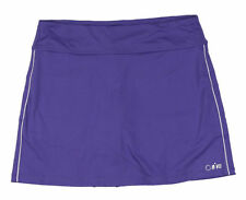 NIVO women's golf SKORT pull on PURPLE SIZE MEDIUM  NWT NI4210632