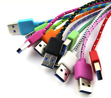 1pc Micro USB Data Sync Charger Cable for S5 i9600/Note 3 N9000 Samsung Galaxy