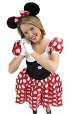 SALE! Adult Disney Minnie Mouse Ladies Fancy Dress Costume Party Outfit
