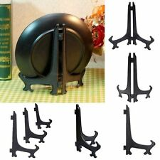 "3""5""7""11"" Display Easel Stand Plate Bowl Frame Photo Picture Pedestal Holder"