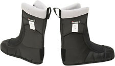 Arctiva Mens Black Mech Mechanized Snowmobile Boot Liners