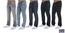 Zico Skinny Casual Fashion Jeans Twill, Available in 5 Colours