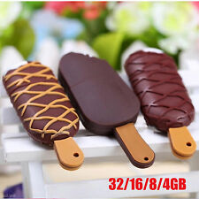 32GB Creative Ice Cream Model USB 2.0 Flash Memory Stick Drive Pen U Disk LOT