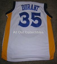 Kevin Durant Jersey White Golden State Warriors Mens Multiple Sizes KD