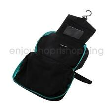 Foldable Outdoor Travel Makeup Bag Toiletry Bathroom Wash Hanging Organizer Case