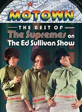 Motown: The Best of The Supremes on The Ed Sullivan Show (DVD) New, Sealed