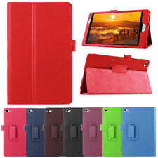 8.0 inch For Huawei M2 Pad Tablet Floding Leather Case Cover Shell Stand