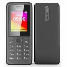 NEW NOKIA 106 UNLOCKED MOBILE SIM FREE WITH BOXED PLUS 3 MONTHS WARRANTY