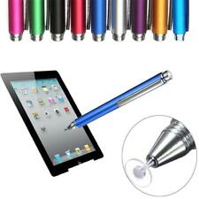Extended Metal Capacitive Touch Screen Pen Stylus For iPhone Samsung Tablets