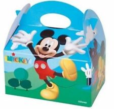 Mickey Mouse Party Box for Children Kids Food Loot Lunch Gift Birthday Box Bags