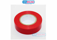 Red Electrical PVC Insulation Tape 19mm x 20m BS EN 60454 electrical Work