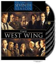 The West Wing: The Complete Seventh Season (DVD, 2006, 6-Disc Set)