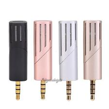 Mini 3.5mm Digital Condenser Microphone Mic for Smartphone Recorder PC Tablet